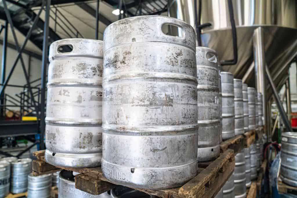 custom contract brewing kombucha kegs